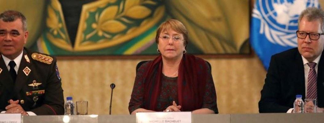 Política migratoria de AMLO, no frena la migración: Bachelet