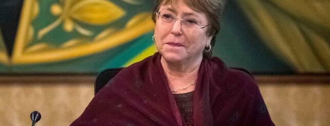 Venezuela pide a Bachelet interceder para reducir sanciones