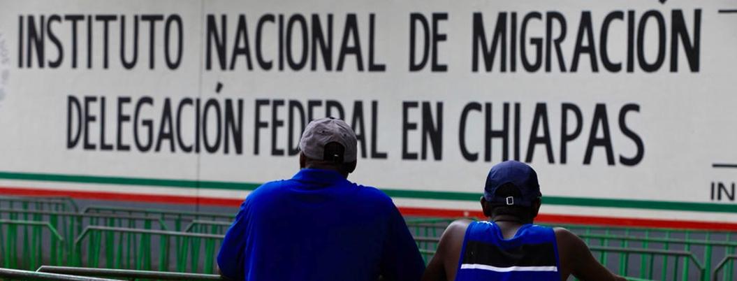 """Si AMLO resuelve crisis migratoria en 45 días será un héroe"", señalan"