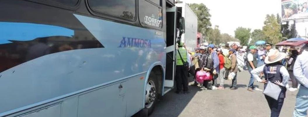 Identificación en autobuses disminuye tránsito migrante