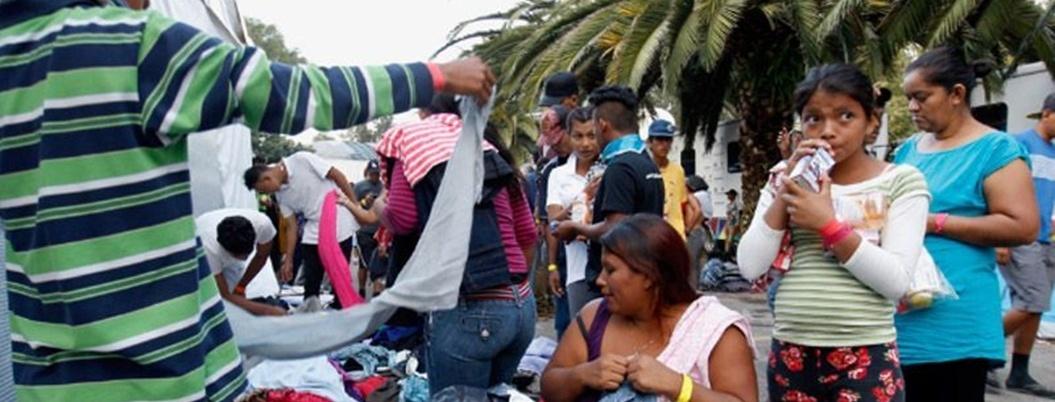 Migrantes no son holgazanes ni delincuentes ni analfabetas: activista