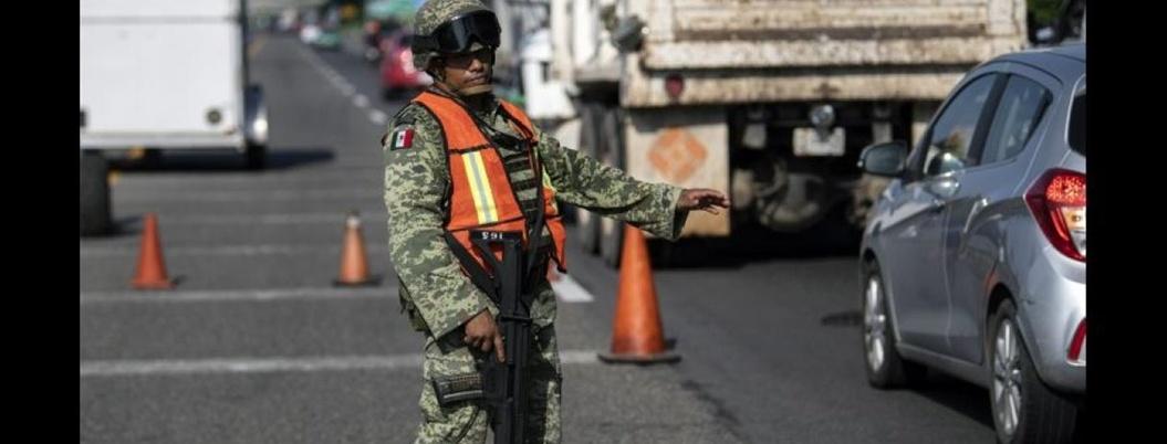 Todo el Ejército caza migrantes en México