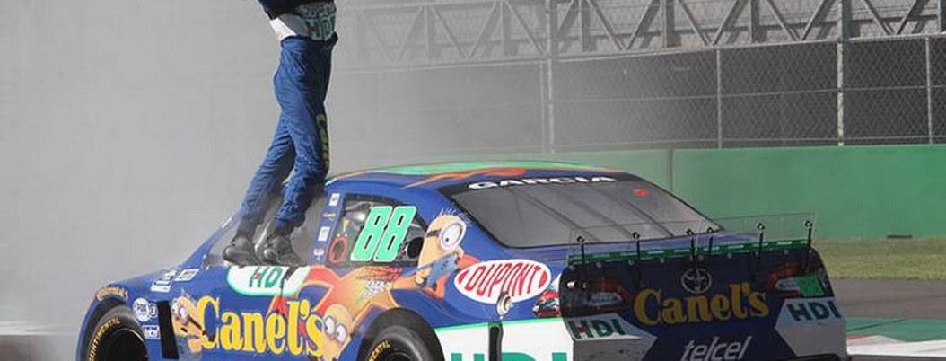 NASCAR impulsará promoción de México a nivel internacional