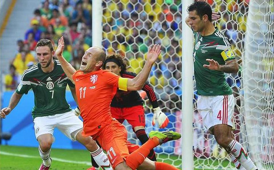 Van 1826 días del 'no era penal' de México vs Holanda
