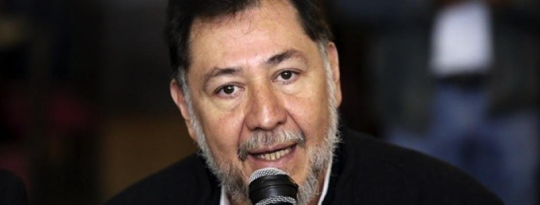 Me dan unas inmensas ganas de llorar: Noroña por asesinato de Norberto