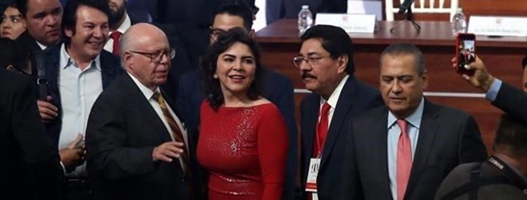 """""""Fraude interno extinguiría al PRI"""", advierte Ulises Ruiz"""