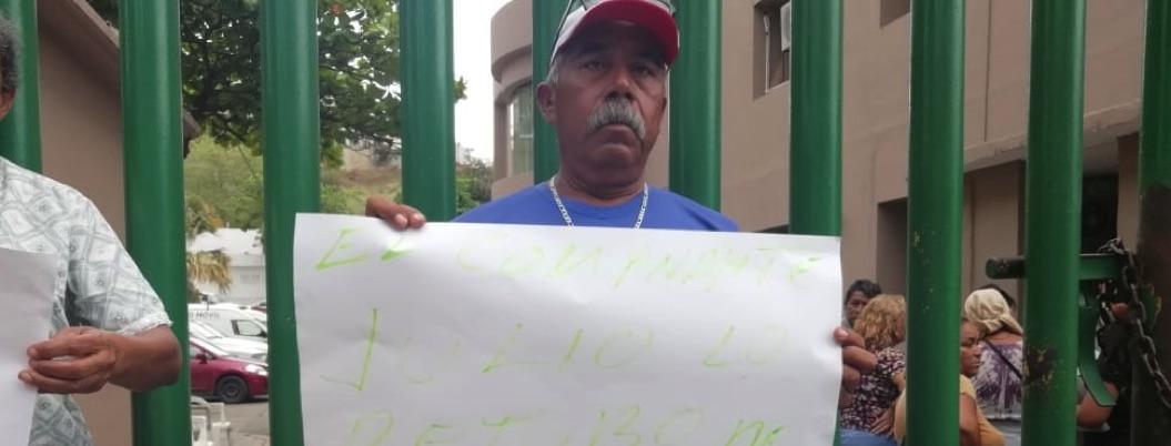 Ministeriales lo detienen y desaparecen en Acapulco, reclaman padres