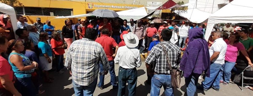 """""""Excesivo, incremento salarial que piden en Chilpancingo"""": Helguera"""