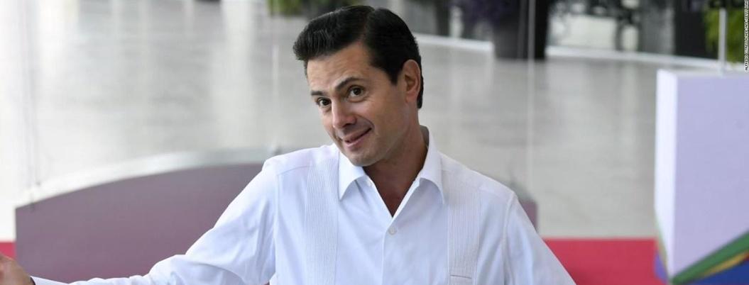Transexual asegura haber sido amante de Peña Nieto