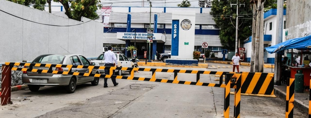 SSP ordenó poner plumilla en calle de La Progreso, Acapulco
