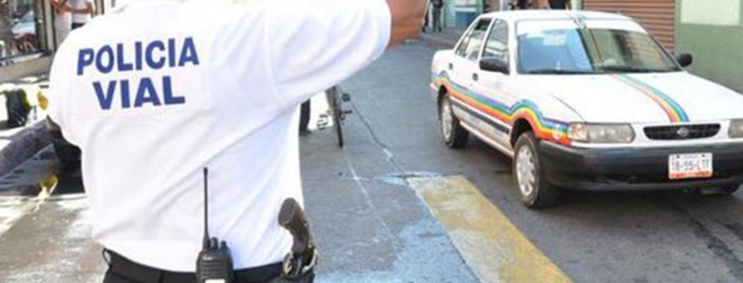 Renuncia José Luis Chino a la Policía Vial de Acapulco