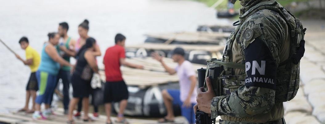 Combate a migración dañará a comunidades del río Suchiate