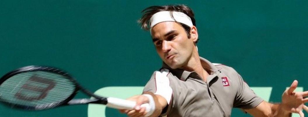 Roger Federer es segundo cabeza de serie para Wimbledon
