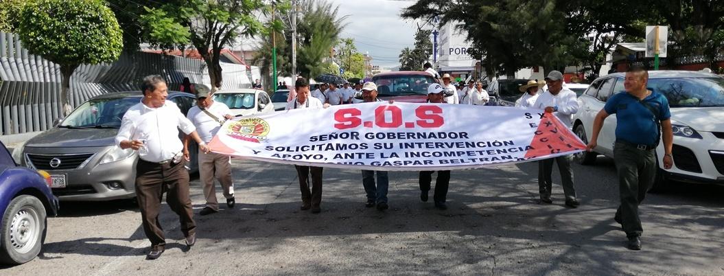 Sindicato pide la cabeza del alcalde de Chilpancingo