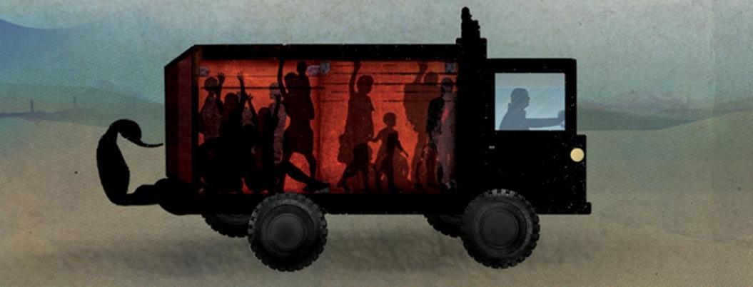 Incautarán bienes de traficantes de migrantes en México