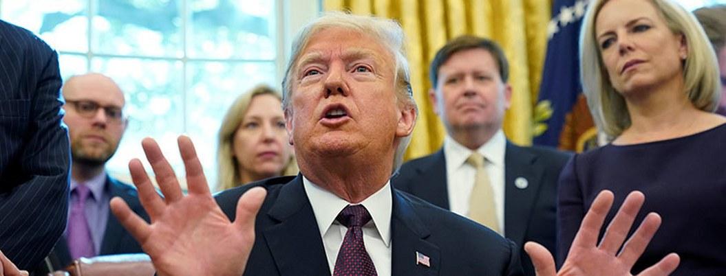 """Trump contempla """"plan B"""" en su guerra comercial con China"""