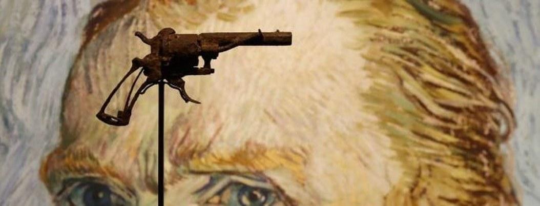 Arma suicida de Van Gogh es subastada en tres veces más de lo esperado