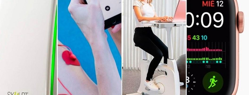 Gadgets que sirven para monitorear actividad física si te gusta entrenar