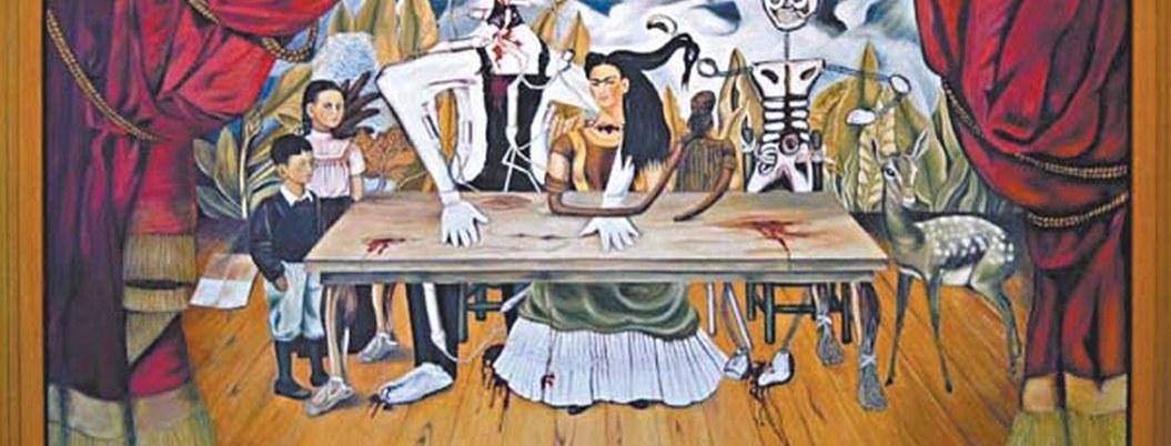 Detienen a mexicano por certificado de compraventa de obra perdida de Frida