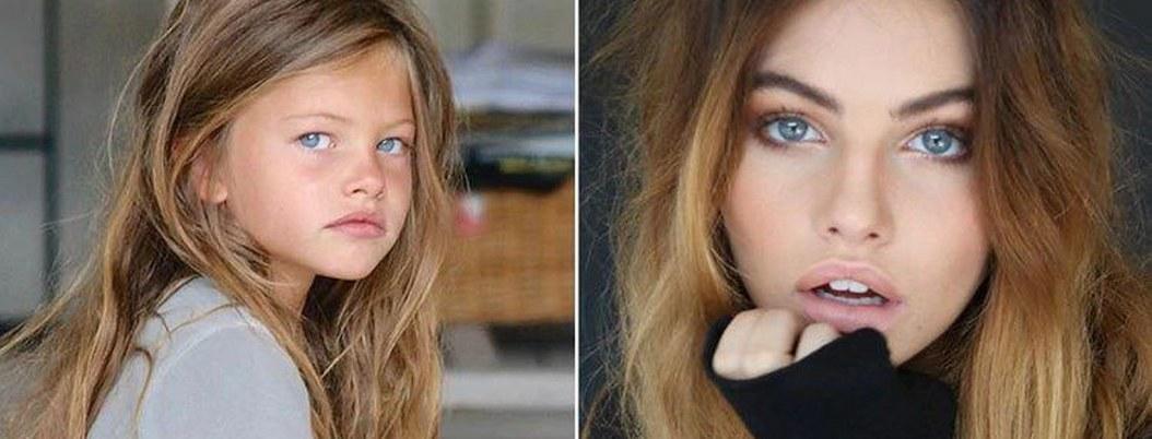 La niña más bonita del mundo ya creció y así luce ahora