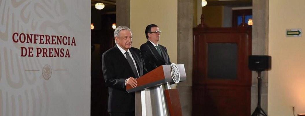 AMLO: México es ejemplo en atención al problema migratorio