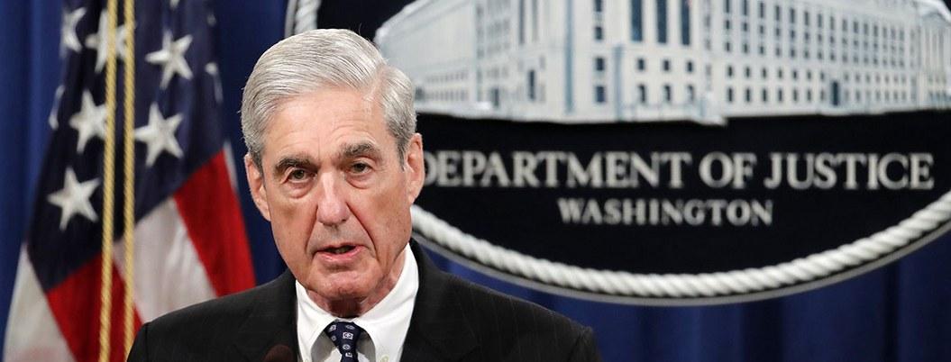 Testificará exfiscal especial de EU Robert Mueller sobre trama rusa