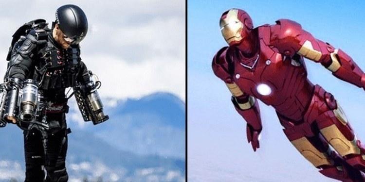 traje Iron man
