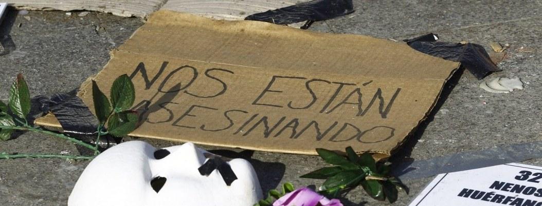 Suman mil mujeres asesinadas en España por violencia machista desde 2003