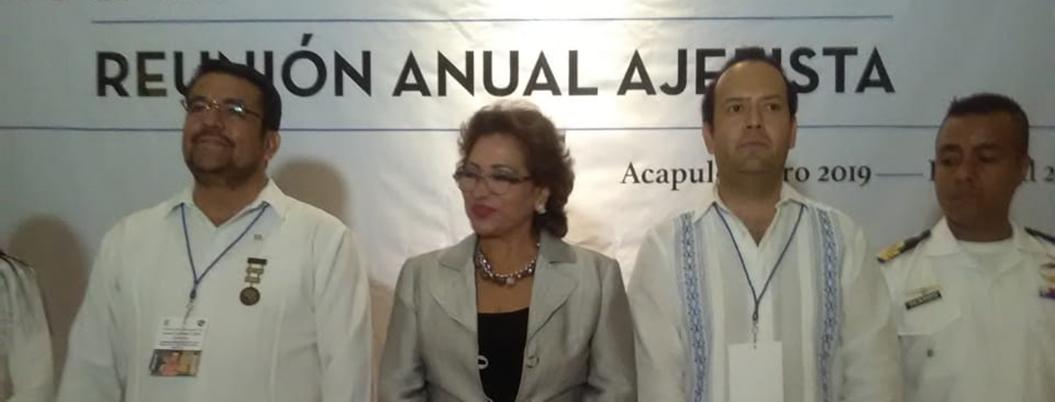 """""""Detenemos líderes y desmembramos grupos criminales"""": Adela Román"""