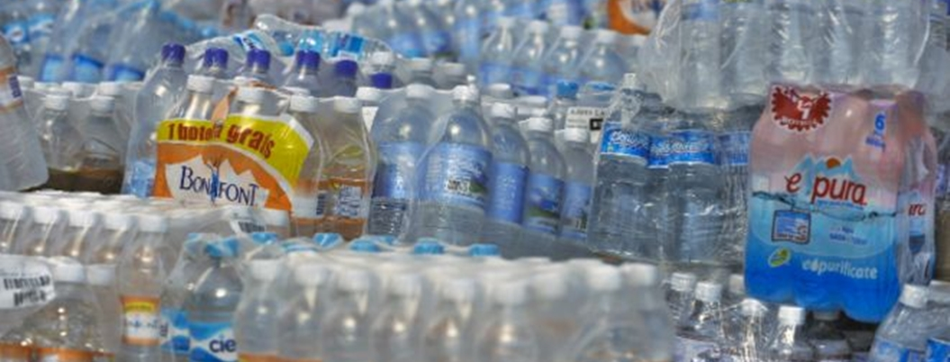 Agua embotellada, un negocio de 45 mil millones de pesos en México