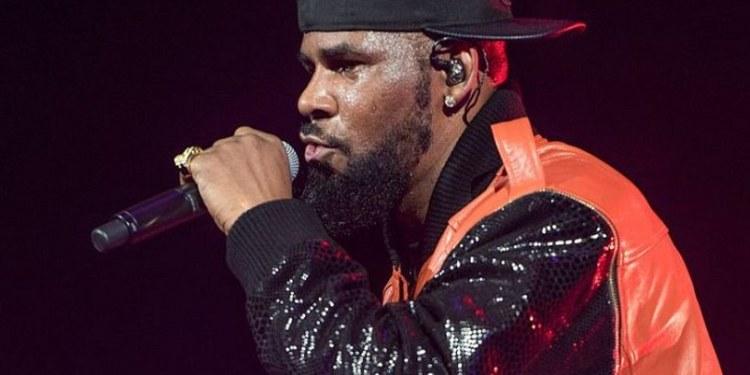 Arrestan al cantante R. Kelly
