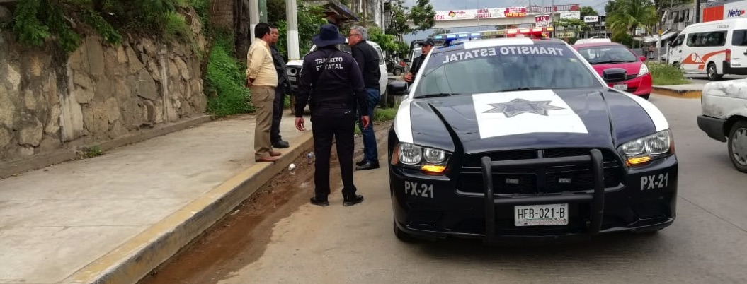 Ejecutan a hombre frente a estación de policía estatal en Acapulco
