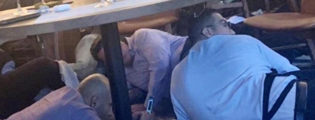 CDMX: ataque armado en exclusiva Plaza Artz Pedregal deja 2 muertos
