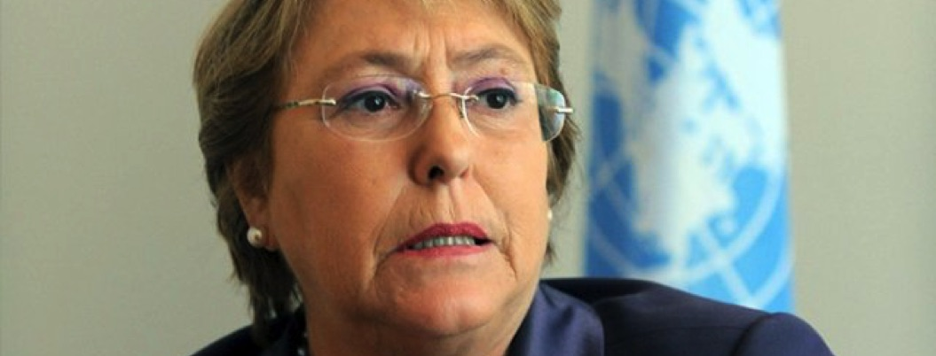 Existen en Venezuela graves violaciones a derechos humanos: Bachelet