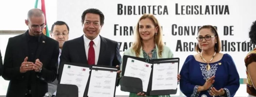 Beatriz Gutiérrez espera que nunca más haya fraude electoral