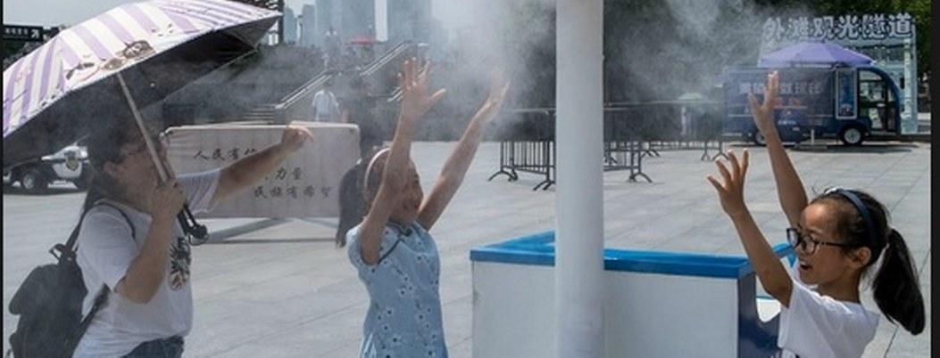 Declaran a Beijing en alerta amarilla por altas temperaturas