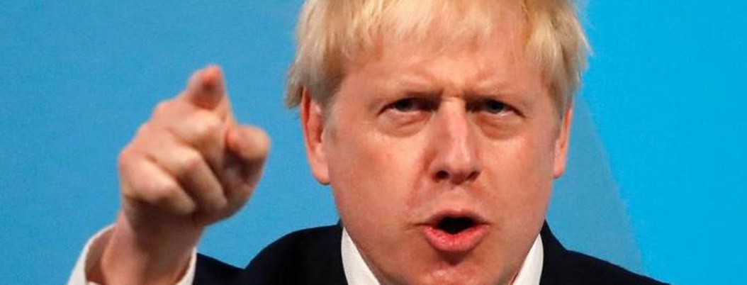 """Reino Unido saldrá de la UE """"sin peros, ni condiciones"""": Boris Johnson"""