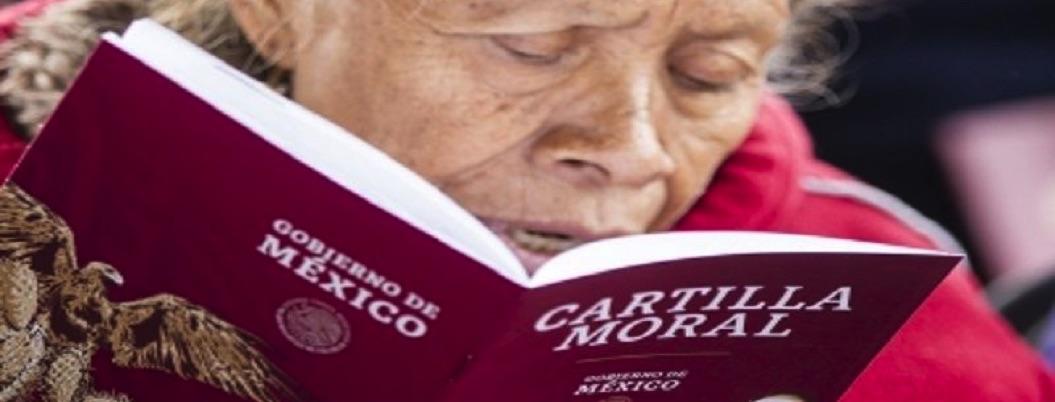 """""""Ensayo hacia la dictadura"""": PAN sobre la Cartilla Moral de AMLO"""