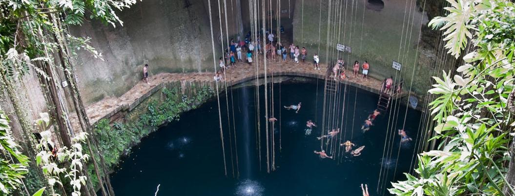 Cenotes de Yucatán, otro sitio lleno de contaminación