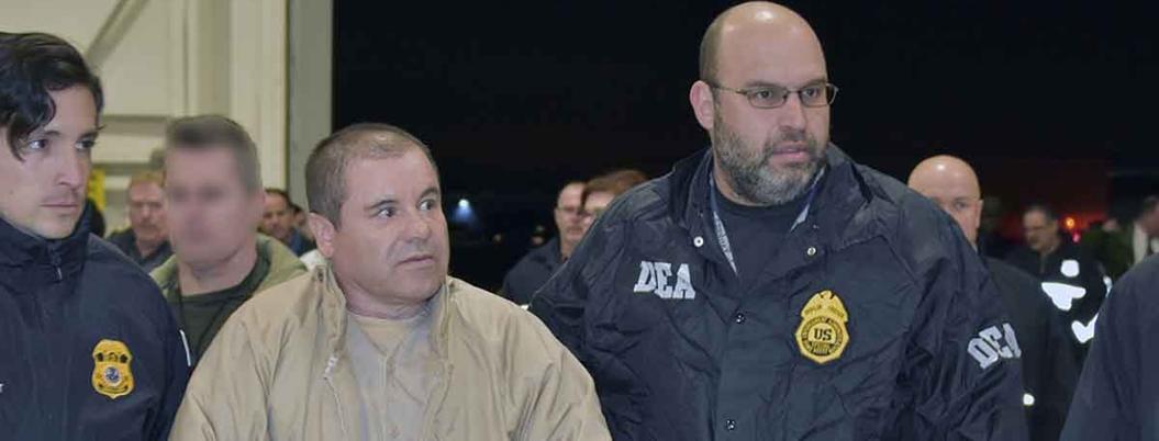 Chapo pedía dormir más cuando estaba preso en México