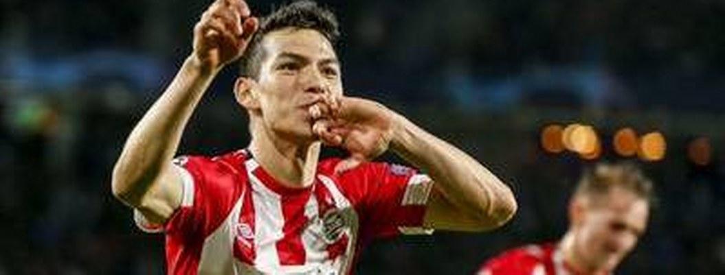 "Sin Edson Álvarez, Ajax se medirá a PSV de ""Chuky"" y ""Guti"" en Supercopa"