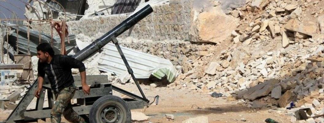 Decenas de civiles mueren en ataques del Ejército sirio cerca de Damasco