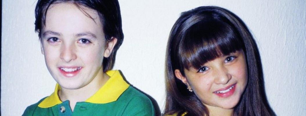 Daniela Luján y Martín Ricca se reencuentran 20 años después