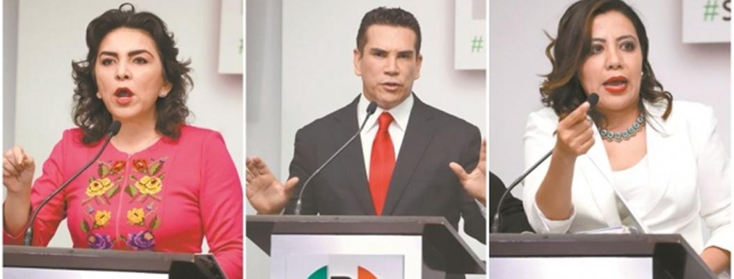 """Debate refleja que PRI está en terapia intensiva"", afirman expertos"