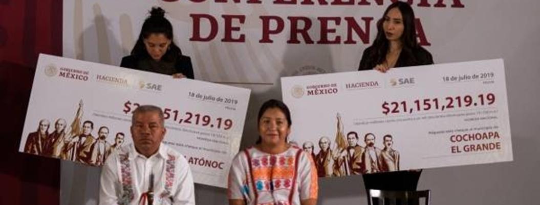 Diputados de Guerrero buscan rapiñar recursos dados a pueblos pobres