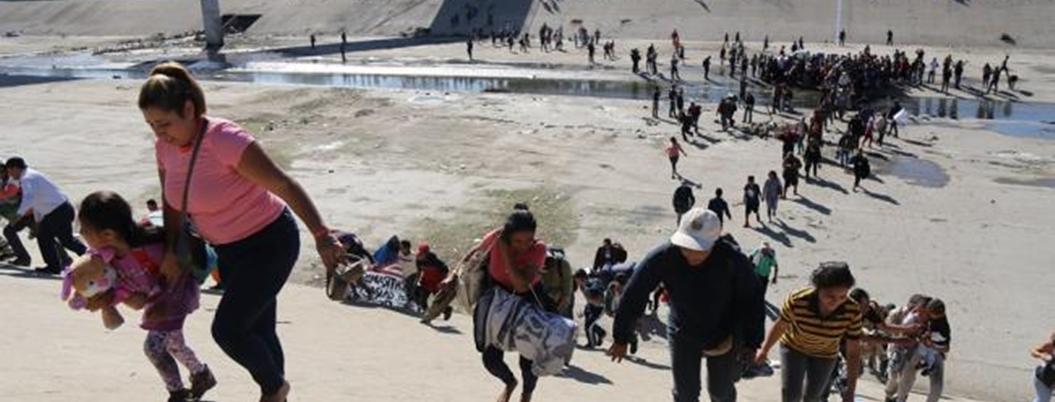 EU devuelve a México 17 mil migrantes ilegales