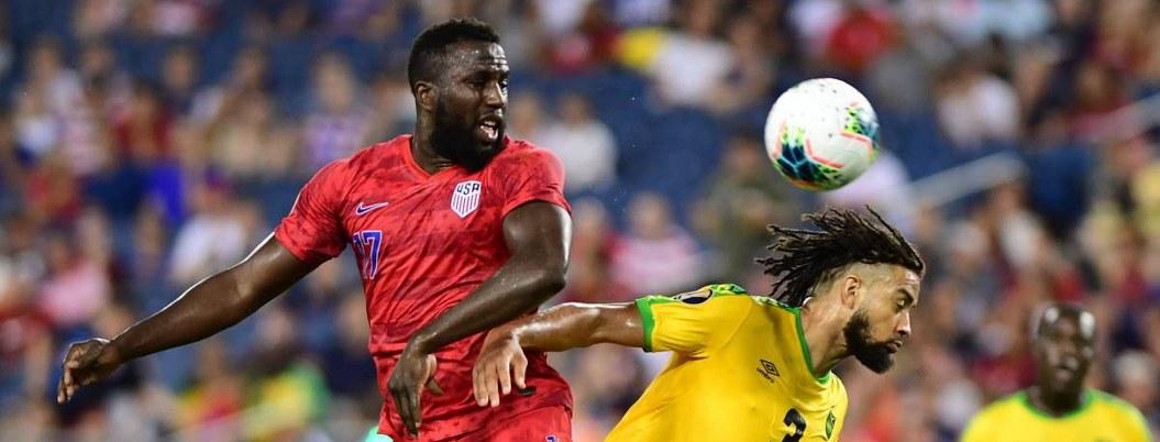 Estados Unidos vence 3-1 a Jamaica y definirá título con México
