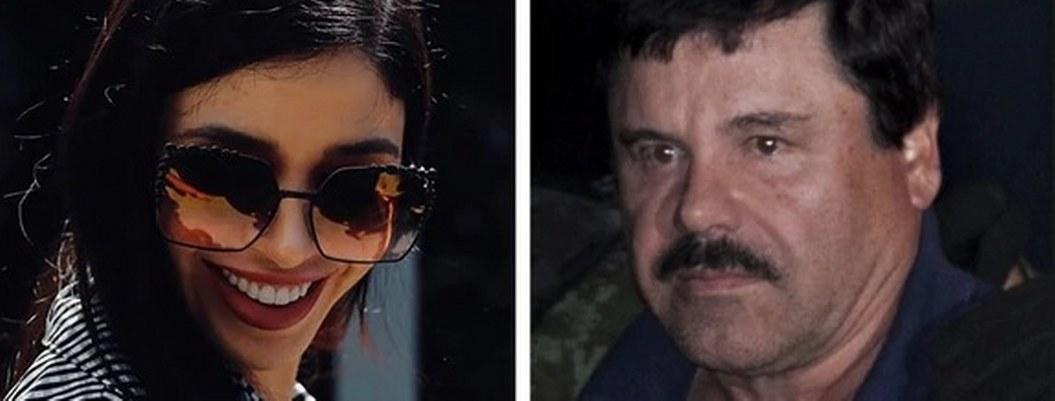 Emma Coronel vacaciona por Europa tras condena del Chapo