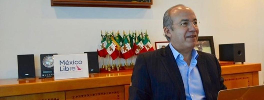 Calderón se lanza contra el PAN por extensión de mandato en BC
