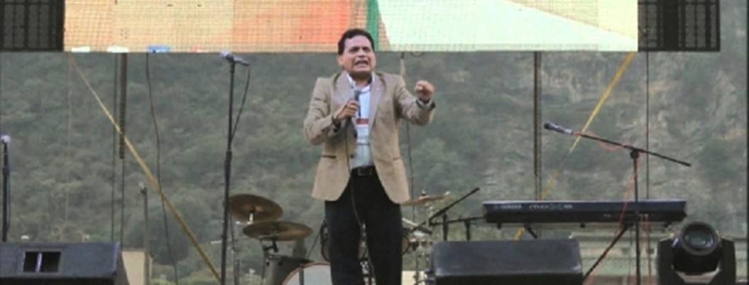 """Fredy Luna pinta su raya: """"no todos los evangélicos apoyamos a Obrador"""""""
